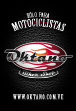 Oktano Biker Shop