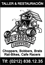 Out House Choppers