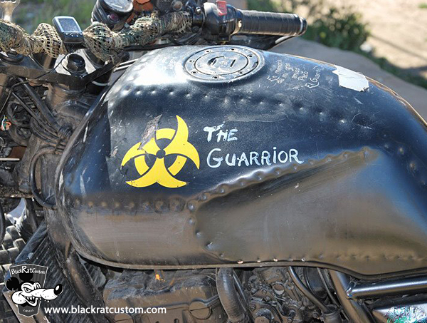 The Guarrior