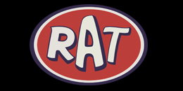 Rat Sticker